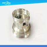 Квалифицированный алюминий обслуживания OEM разделяет подвергать механической обработке CNC