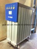 冷却される圧縮空気の乾いた空気