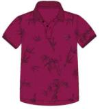 Le coton 100% Piquet a estampé le vêtement du polo des Mens teint