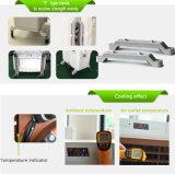 Circulación de aire agua-aire del refrigerador 8000CMH del pantano móvil