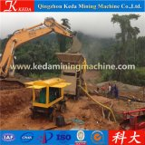 Venda quente da máquina de mineração da máquina do ouro da eficiência elevada/ouro em Ghana