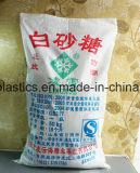 Sac 100% de sucre blanc de Wpp de Vierge (polypropylène tissé) 25kg, 50kg