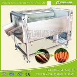 Тип одобренный Ce щетки Mstp-80 машина шелушения овоща корня моя (300-500kg/h)