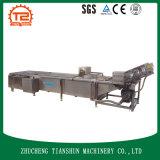Máquina de múltiples funciones de la limpieza de la máquina de la colada de la legumbre de fruta de la arandela de la burbuja