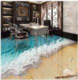 Azulejo del cuarto de baño del azulejo de suelo hecho en China