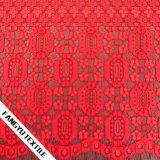 Tessuto popolare del merletto della guarnizione di Afican per l'indumento
