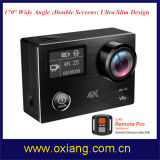 Time-Lapse Photography Camera Sport Anti Shake 4k Wfi Action Camera