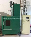 Máquina de endurecimento vertical de indução CNC para rolos de trabalho de 3m