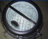 Refrigerador da lata de bebida do tambor com rodas
