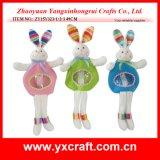 Cadeaux neufs du lapin 2016 de Pâques de l'aperçu gratuit de décoration de Pâques (ZY15Y295-1-2-3)