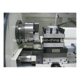 Torno do sistema CNC de GSK/Fanuc para a venda (CJK6150B-1)