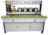 Modelo de enseñanza de las máquinas del transformador del equipo de demostración eléctrico del amaestrador