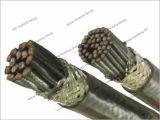 1mm2 1.5mm2 2.5mm2 4mm2 PVC絶縁体の電気制御ケーブル