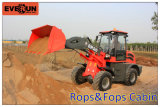 Er20 Hydraulic Wheel Loader with Rops&Fops Cabin for European Market