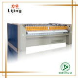 CE Approved Hotel Dedicated Single Roller Electric Heated 2.5m Ironing Machine