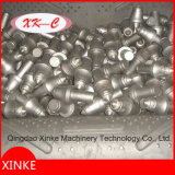 Type de courroie de Tumblast machine de grenaillage pour des boulons et le nettoyage Nuts