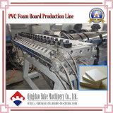 PVC証明されるセリウムが付いているプラスチックシート押し出し機機械