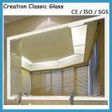 セリウム及びISO9001の3-6mmの習慣の切口ミラーガラス