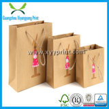 Kundenspezifisches Making Origami Kraftpapier Paper Gift Bag mit Low Price
