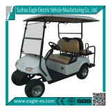 2 sede Electric Golf Car Eg. 2029k, 36V 3kw, CC Sepex Motor, con Plastic Body e Plastic Top, fuori da Road Use,