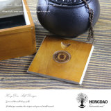 Rectángulo de empaquetado de desplazamiento de encargo Wholesale_L del regalo de madera de la tapa de Hongdao