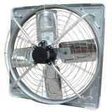 Gegalvaniseerde Plaat koe-Hangt de Industriële Ventilator van de Uitlaat van de Ventilatie
