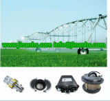 Разбивочная оросительная система спринклера оси для земледелия