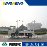 Piccolo caricatore di salto del camion di immondizia della Cina Sinotruk