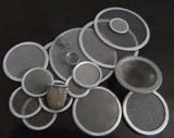 Paquets ronds de maille de filtre d'acier inoxydable de Muti-Couche