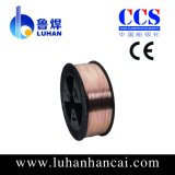 Провод заварки Er70s-6 меди СО2 MIG Coated с Ce, CCS, ISO