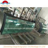 Ventana/pared de cristal aislador de la construcción/de cortina de la seguridad aislada/de la venta caliente