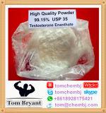 99.15% USP35 стероидный тестостерон Enanthate/порошок Enan испытания сырцовый