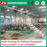 Piccola pianta di raffineria dell'olio di palma 5t-20t in Malesia
