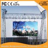 Visualizzatore digitale esterno di alta risoluzione di P16 LED che fa pubblicità alla visualizzazione