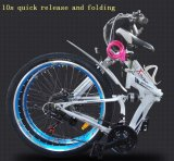 26 Inch 36V 250W 350W Folding Mountain Electric Bike (YK-EB-003)