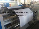 Heiße Schmelzanhaftende Papieraluminiumfolie-Beschichtung-lamellierende Maschine