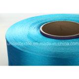 Fio 100% do filamento do poliéster com FDY brilhante 150d/48f
