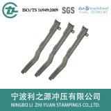 Автомобильные части кронштейна для металла штемпелюя части