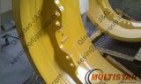 採鉱トラックの車輪はOTRのタイヤ2400r49のための49-19.50/4.0に縁を付ける