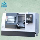 Tipo base de la torreta de Ck63L Taiwán de la inclinación de la máquina del torno del CNC