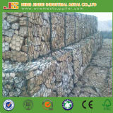 Do dobro sextavado do engranzamento de fio do Ce cesta Twisted de Gabions