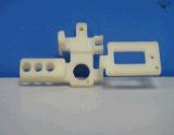Pezzi meccanici di CNC della plastica