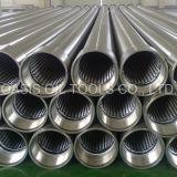 O poço de água do aço inoxidável 316L que perfura o tipo de Johnson seleciona o fabricante da tubulação