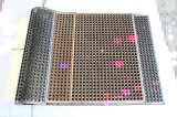 étage Antifatigue d'atelier de 12mm, couvre-tapis en caoutchouc de plancher de cuisine