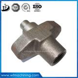 Parti di pezzo fucinato del acciaio al carbonio con la forgia di certificazione di iso