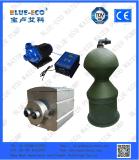 Filtro de cilindro da piscicultura, filtro de cilindro para o sistema recirculador da cultura aquática, sistema da piscicultura