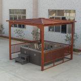 خارجيّة حديقة [هوت تثب] منتجع مياه استشفائيّة [غزبو], مسيكة [رتّن] [غزبو] ([سر883])
