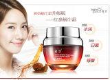 Crema de lujo funcional multi del ojo del ojo del cuidado de la crema del caracol rojo al por mayor del Ginseng