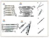 위조된 직류 전기를 통한 기준 저희 유형 나사 조이개 DIN1480 나사 조이개