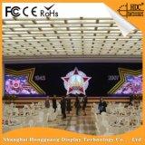 Kleines Abstand-Stadium des Pixel-P1.9 Mietinnen-LED-Bildschirmanzeige